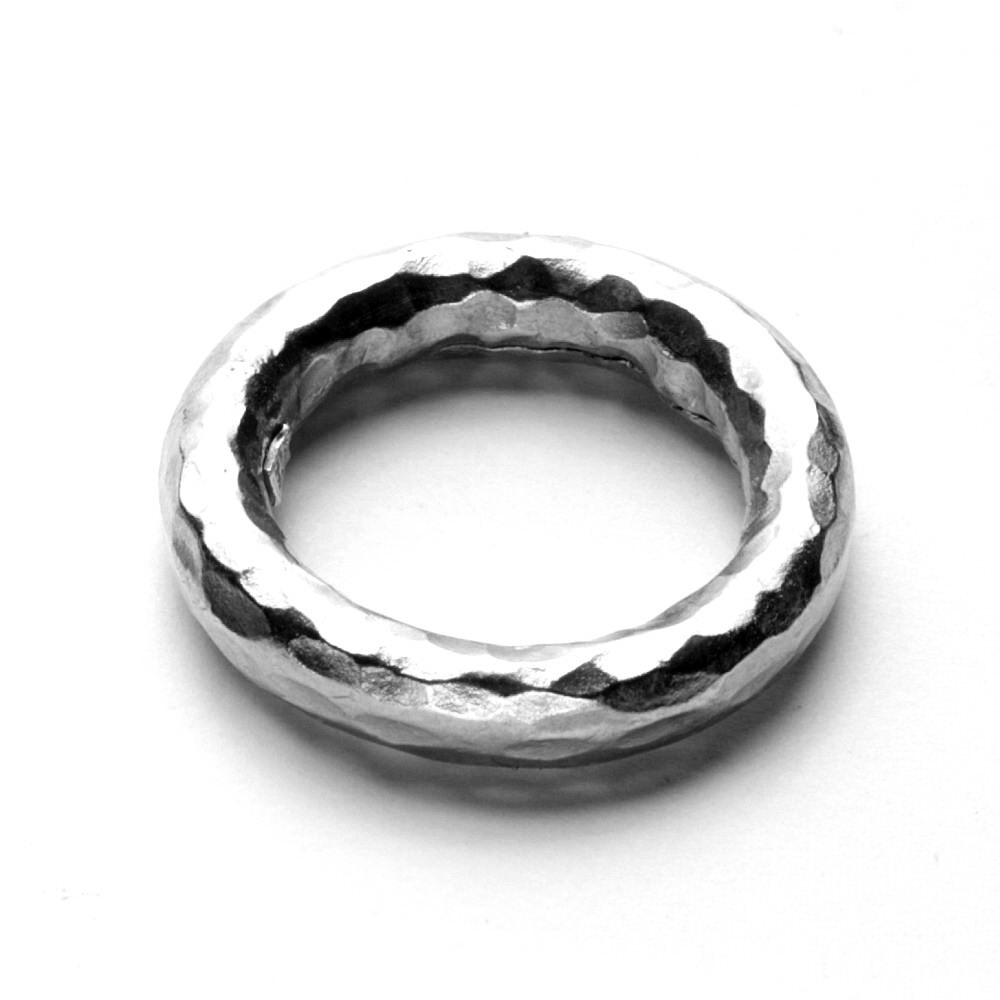 Anillo Esfera en plata - 30€