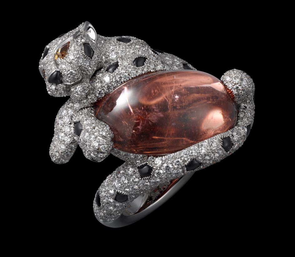 La Pantera Emblemática de Cartier