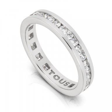 Alianza Tous Les Classiques en oro y diamantes, precio 1.685€