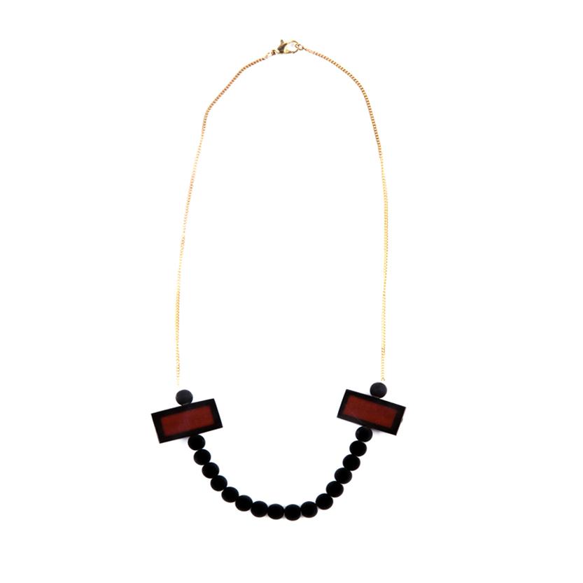 Collar Swan de Papiroga P/V2015