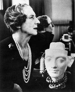 La directora artística de Cartier artífice del nacimiento de la mítica Panthère: Jeanne Toussaint