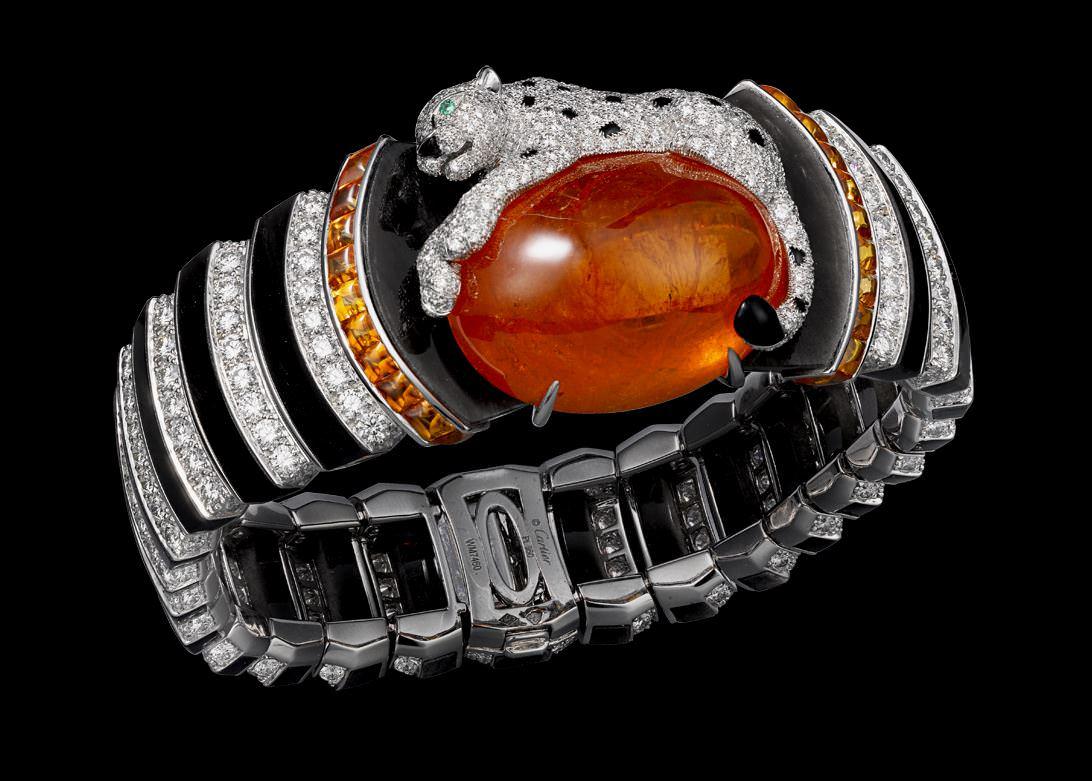 La Emblemática Pantera de Cartier