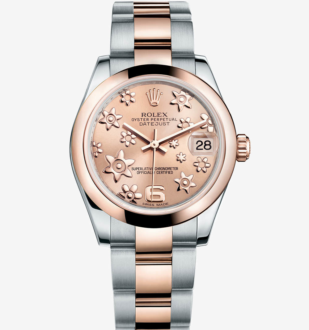Reloj Oyster DateJust Lady 31 de Rolex