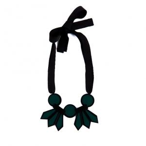 Collar Verdurín de Papiroga