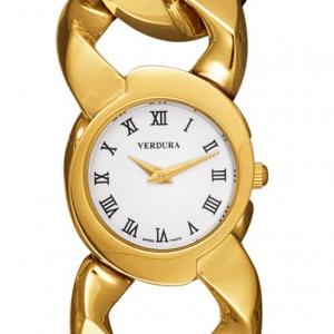Detalle Reloj Colección Curb Link
