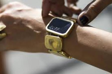 Brazalete CUFF Jewelry, joyas con dispositivos de seguridad