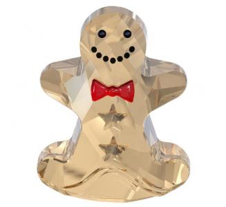 Rocking Gingerbread Decoración Navidad Swarovski - 44€