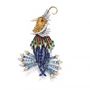 El magnífico Oiseau Paradis de Jean Schlumberger para Tiffany & Co.