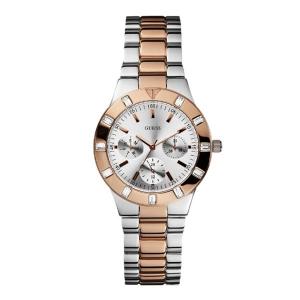 Reloj Glisten de Guess bicolor