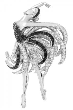 Bailarina Swan Lake, Ballet Prècieux