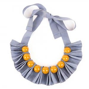 Collar Carambola de Papiroga colección PV2015