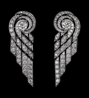 Preciosas líneas y Arquitecturas de Cartier