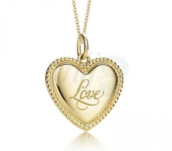 Colgante Love de Tiffany & Co