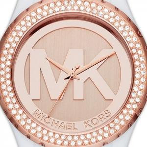 Reloj Michael Kors Rose Sport con brillantes