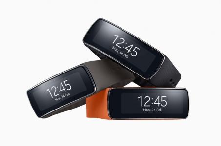 Brazalete Samsung Gear Fit para Galaxy