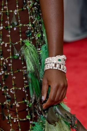 Lupita Nyong'o y las joyas de Cartier