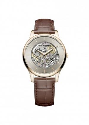 Reloj L.U.C. Quattro en oro rosa de 18 quilates