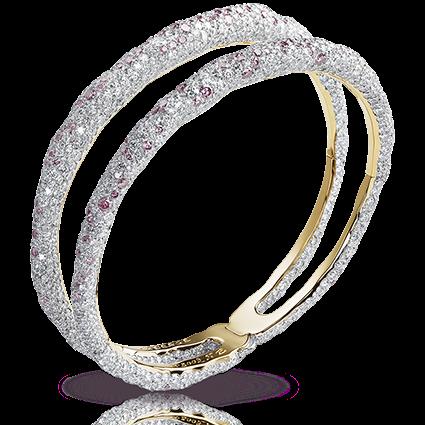 Brazalete Les Fauves de Fabergé