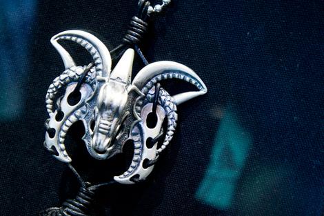 Colgante Colección Dragón de Mauricio Serrano Jewelry