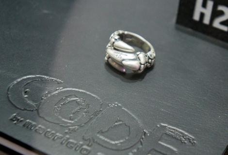 Sortija Colección Dragón de Mauricio Serrano Jewelry