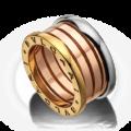 Saber el precio del anillo Bulgari B. Zero
