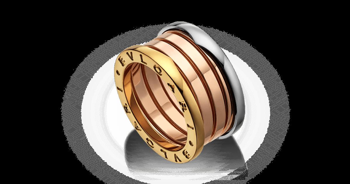 7ef09cbb398c Saber el precio del anillo Bulgari B. Zero - Corazón de Joyas