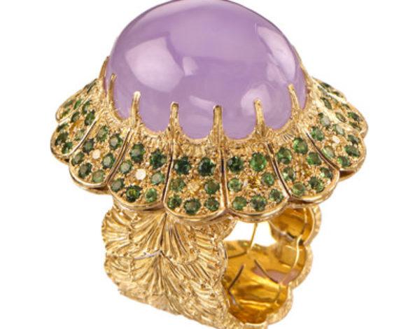 Las joyas de Buccellati en la feria de Maastricht
