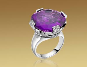 Catálogo de joyas Bulgari anillo-parentesi-bulgari-oroblanco-amatista-pave-diamantes