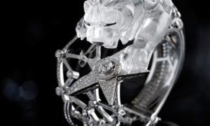 Las Joyas de Diamantes de la Señorita Chanel