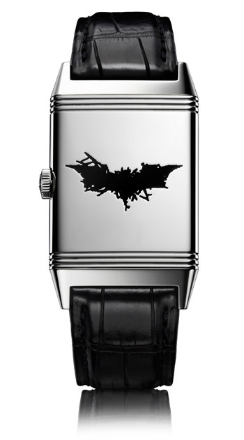 Reloj edición especial Batman The Dark Night Rises de Jaeger-LeCoultre