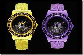 Nuevos relojes Tondo By Night De Grisogono