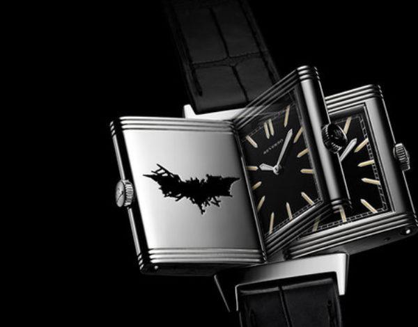 Jaeger LeCoultre homenajea de nuevo a Batman