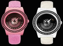 Nueva linea relojes Tondo By Night de De Grisogono