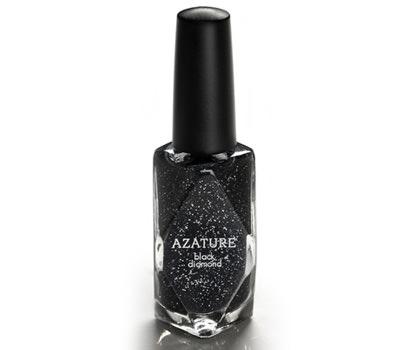 Esmalte de Uñas Black Diamond del Diseñador Azature