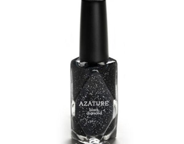 El Esmalte de uñas más caro del mundo: Black Diamond de Azature