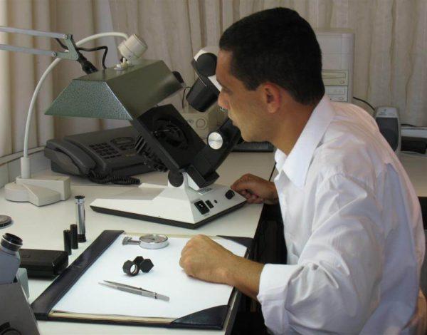 Gemólogo