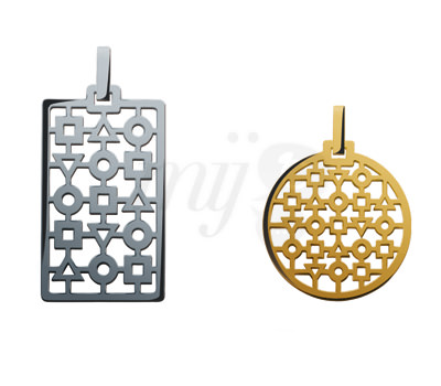 Medallas Colección Pure Alchimie de Philippe Tournaire