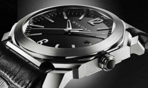 El nuevo modelo Octo de Bulgari, un reloj de geometría perfecta