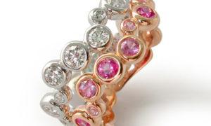 Los anillos Bulle de Joyería Mathon