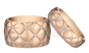 Las joyas acolchadas de Fabergé