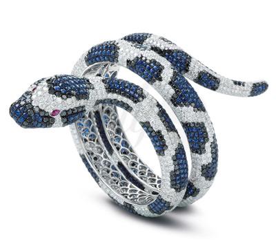 Brazalete Cobra Royal de Joyas Roberto Coin