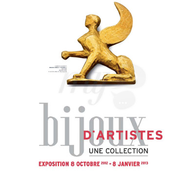 Exposición Bijoux Artistes Credit Municipal Paris