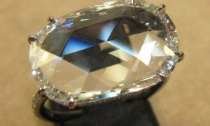 ¿Cual es el precio de un diamante talla antigua?