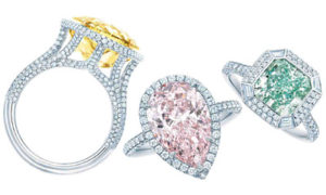 Las Joyas Colors of Wonder de Tiffany & Co