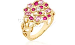 La colección Camelia de Chanel, ahora en zafiros rosas