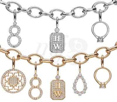 Colección Charms de Joyas Harry Winston