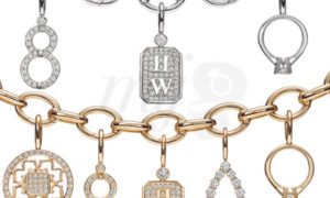 Charms de la marca Harry Winston