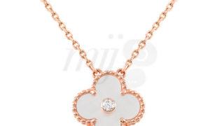 Un collar Alhambra Van Cleef & Arpels para las Navidades