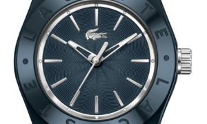 El nuevo Biarritz Ceramic de Lacoste Watches