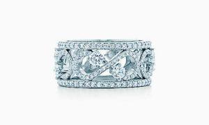 La Sortija Volute Enchant de Tiffany